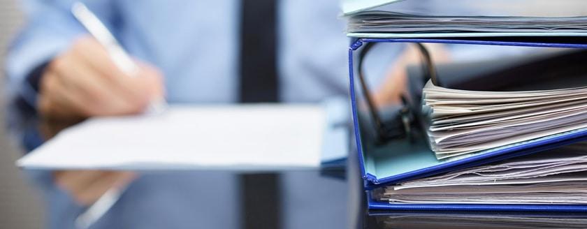 Подготовка документов для процедуры банкротства ФЛ